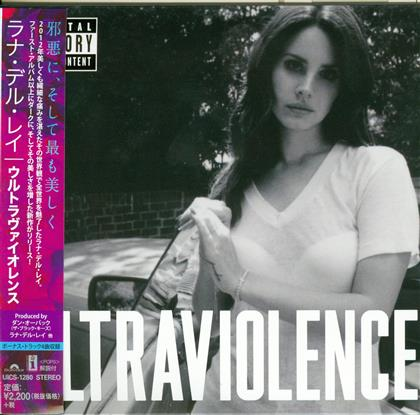 Lana Del Rey - Ultraviolence (Japan Edition)