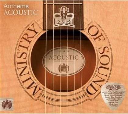 Ministry Of Sound - Anthems Acoustic (3 CDs)