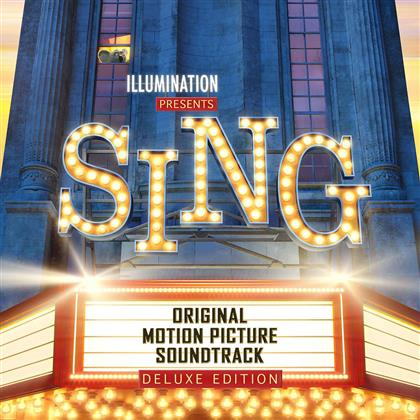 Sing - OST (Deluxe Edition)