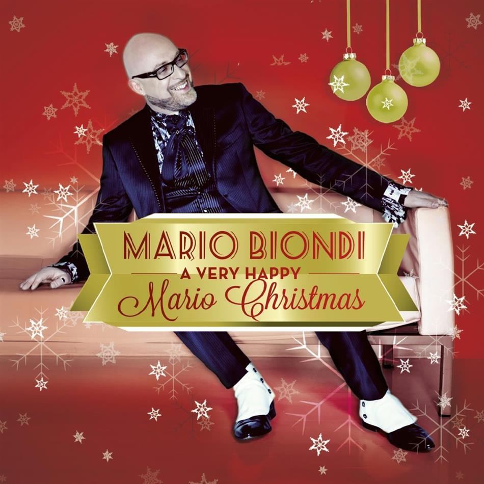 Mario Biondi - A Very Happy Mario Christmas