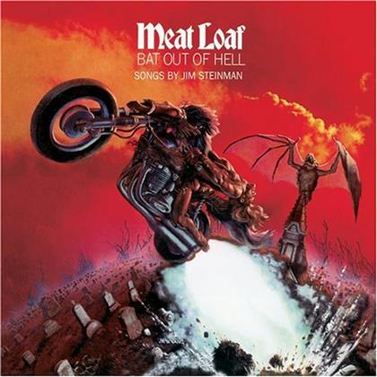 Meat Loaf - Bat Out Of Hell - 2017 Reissue (LP)