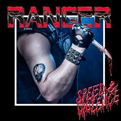 Ranger - Speed And Violence (Limited Edition, LP)