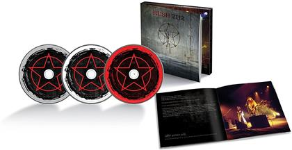 Rush - 2112 (40th Anniversary Limited Edition, 2 CDs + DVD)