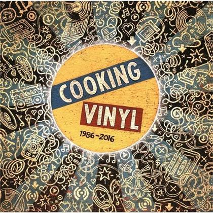 Cooking Vinyl 1986-2016 - Various - 30th Anniversary (4 CDs)