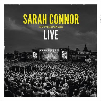 Sarah Connor - Muttersprache - Live (2 CDs)