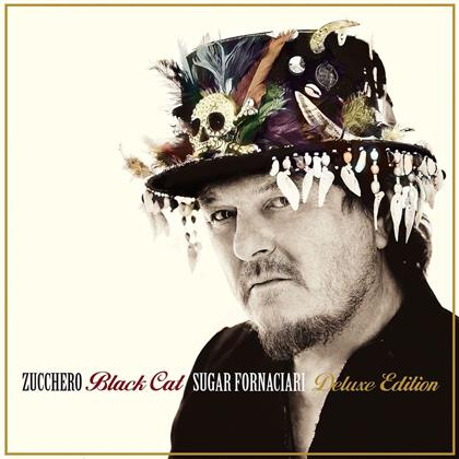 Zucchero - Black Cat (Deluxe Edition, 2 CDs + DVD)