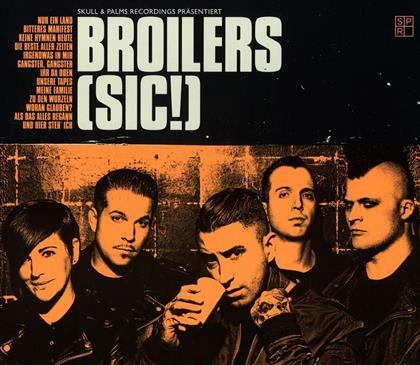 Broilers - Sic! (Limited Fanbox, CD + DVD + Audiokassette)