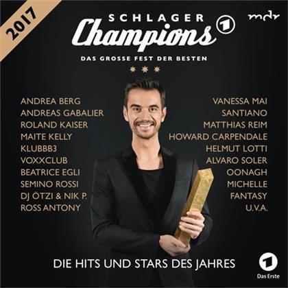 Schlagerchampions - Vol. 1 - Das Fest Der Besten (2 CDs)