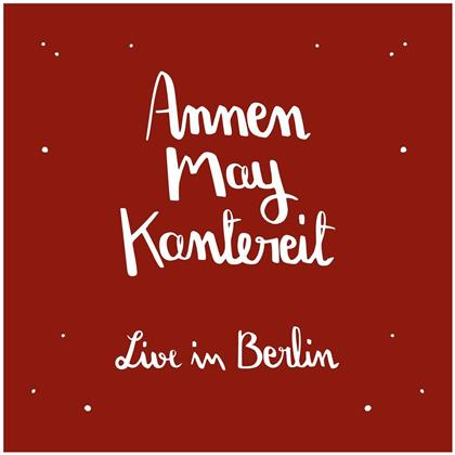 Annenmaykantereit - & Freunde - Live In Berlin (2 LPs + CD)