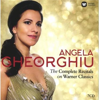 Angela Gheorghiu, Giuseppe Donizetti (1788-1856), Gioseppe Antonio Doni & Vincenzo Bellini (1801-1835) - The Warner Classics Recitals (7 CDs)