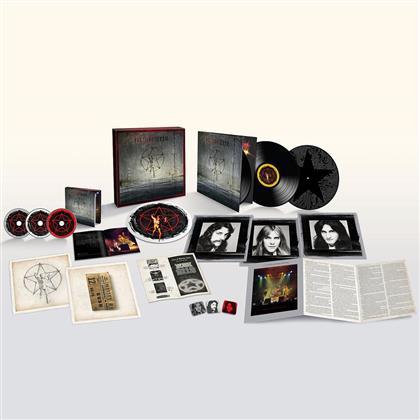 Rush - 2112 - 40th Anniversary Super Deluxe Boxset (2 CDs + DVD + 3 LPs)