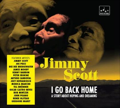 I Go Back Home & Jimmy Scott - OST - Limited Deluxe Heavyweight Edition (2 LP)