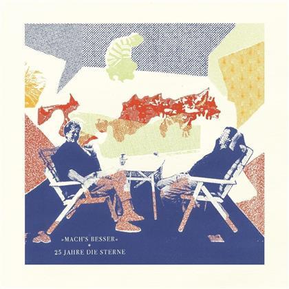 Tribute To Die Sterne - Mach's Besser - 25 Jahre Die Sterne (2 LPs + CD)
