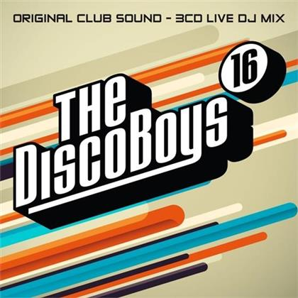 The Disco Boys - Vol. 16 (3 CDs)