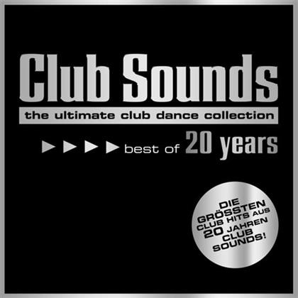 Club Sounds - Best Of 20 Years (3 CDs)