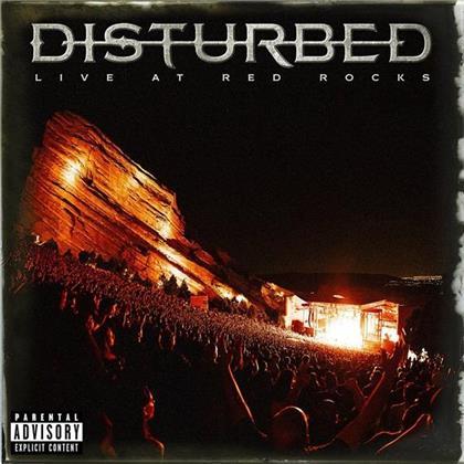 Disturbed - Live At Red Rocks (LP)