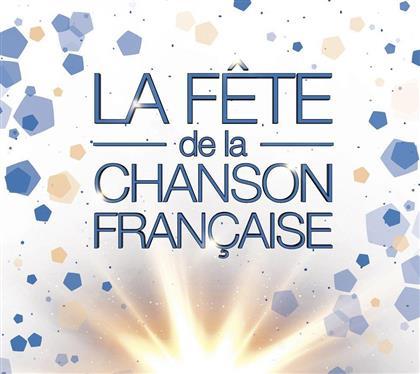 La Fète De La Chanson Francaise (Digipack, 5 CDs)
