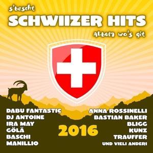S'bescht Schwiizer Hits Album Wo's Git - Various 2016