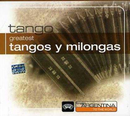 Greatest Tangos