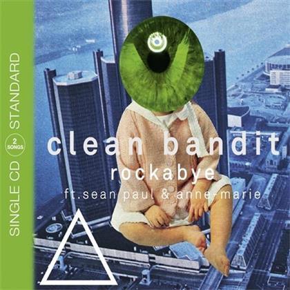 Clean Bandit feat. Sean Paul feat. Anne-Marie - Rockabye - 2 Track