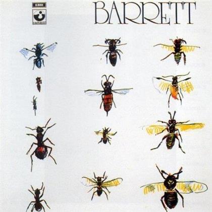 Syd Barrett - Barrett - Rerelease