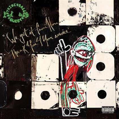 A Tribe Called Quest - We Got It From Here... Thank You 4 Your Service (2 LPs + Digital Copy)