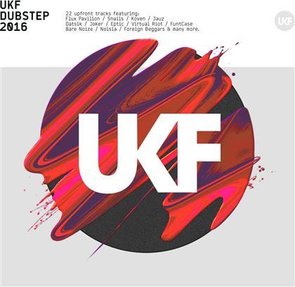 UKF Dubstep - Various 2016 (Limited Edition, LP)