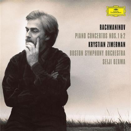 Sergej Rachmaninoff (1873-1943) - Piano Concertos No.1 & 2 (2 LPs + Digital Copy)