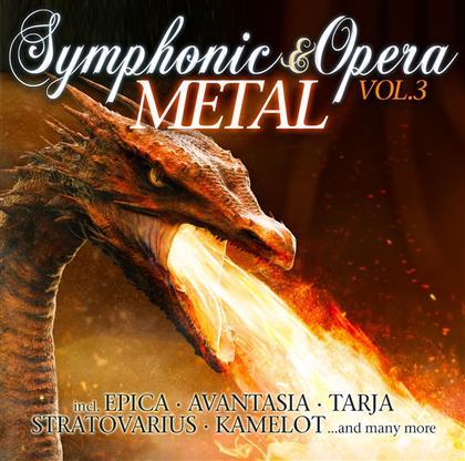 Symphonic & Opera Metal - Vol. 3 (2 CDs)