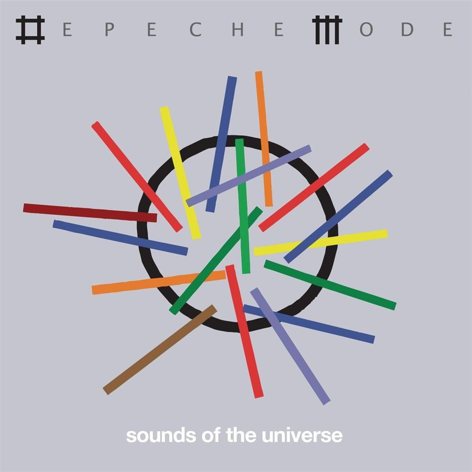 Depeche Mode - Sounds Of The Universe - Reissue (2 LPs)