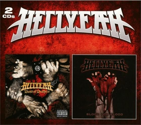 Hellyeah - Blood For Blood/Band Of Brothers (2 CDs)