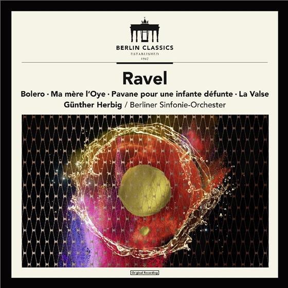 Maurice Ravel (1875-1937) & Günther Herbig - Sinfonische Werke
