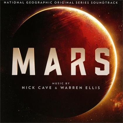 Warren Ellis & Nick Cave & The Bad Seeds - Mars (OST) - OST (CD)