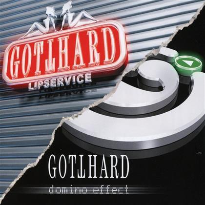 Gotthard - Lipservice/ Domino Effect (2 CDs)