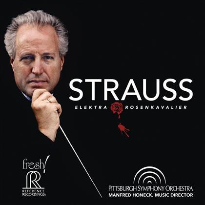 Richard Strauss (1864-1949) & Manfred Honeck - Elektra/Der Rosenkavalier