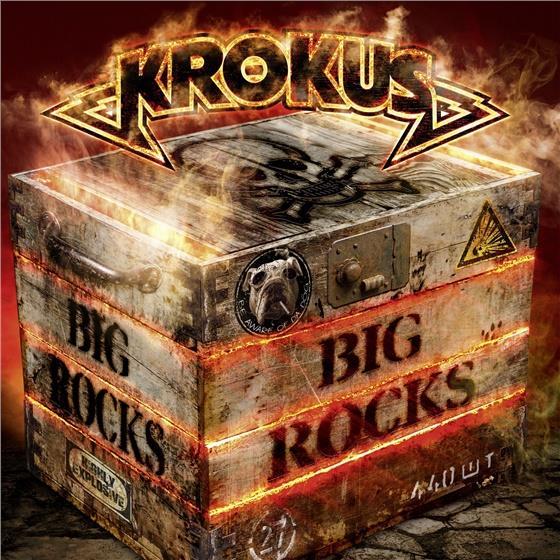 Krokus - Big Rocks - Gatefold (2 LPs)