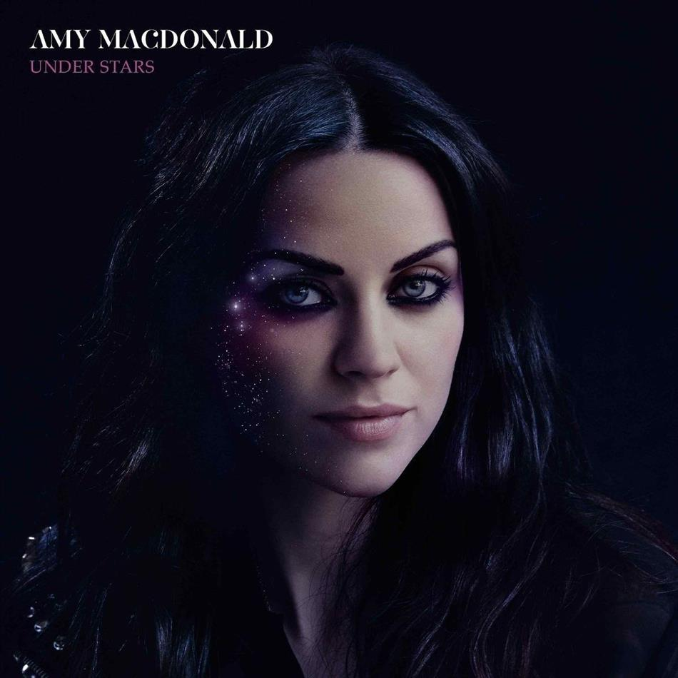 Amy MacDonald - Under Stars - Standard Jewelcase Edition