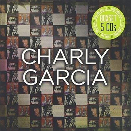 Charly Garcia - Boxset (5 CDs)