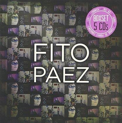 Fito Paez - Boxset (5 CDs)