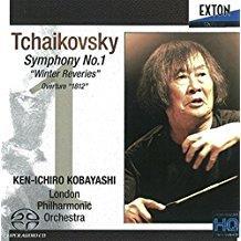 Kenichiro Kobayashi & Peter Iljitsch Tschaikowsky (1840-1893) - Symphony No.1/Overture 18