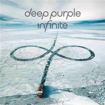 Deep Purple - Infinite (Limited Edition, CD + DVD)