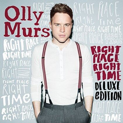 Olly Murs - Right Place Right Time (New Version)