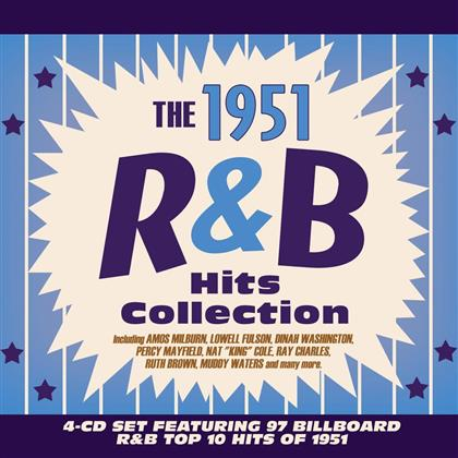 1951 R&B Hits Collection (4 CDs)