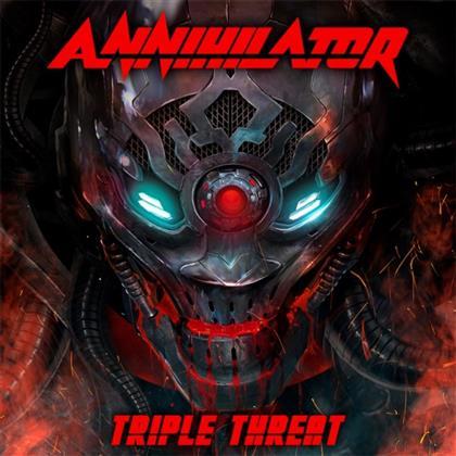 Annihilator - Triple Threat - + Bonustrack (2 CDs)