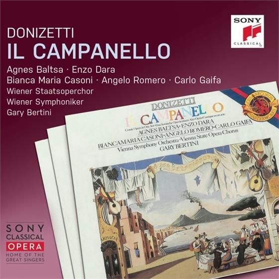 Gary Bertini & Gaetano Donizetti (1797-1848) - Il Campanello