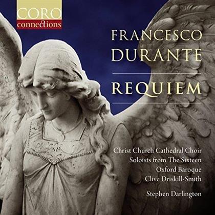 Christ Church Cathedral Choir & Durante Francesco (1684-1755) - Requiem