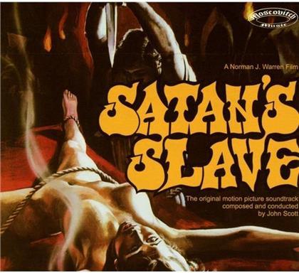 John Scott - Satan's Slave - OST