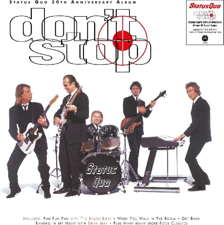 Status Quo - Don't Stop (Colored, 2 LPs)