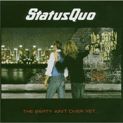 Status Quo - Party Ain't Over Yet (Colored, 2 LPs)