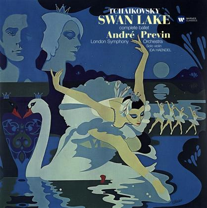 Peter Iljitsch Tschaikowsky (1840-1893), André Previn (*1929) & London Symphony Orchestra - Swan Lake (3 LPs)